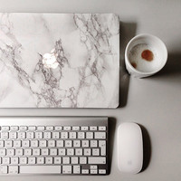 Marble macbook skin Laptop Sticker Macbook Pro Air Vinyl Decal Macbook Sticker