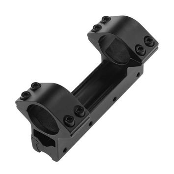 Tactical Scope Mount 25.4mmAluminum Alloy Rifle Scope Mount Optical Sight Bracket High Narrow Dovetail Rail Ring With Hex Wrench