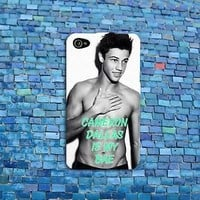 Cameron Dallas is my Bae Cute iPod Rubber Phone Case iPhone Cover