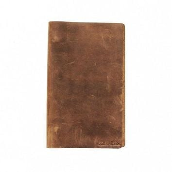 STASH LEATHER NOTEBOOK