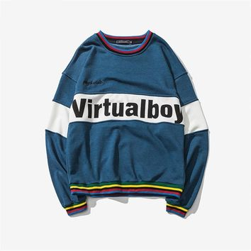 VIRTUALBOY Sweater