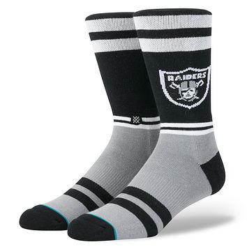 STANCE RAIDERS LOGO SOCKS