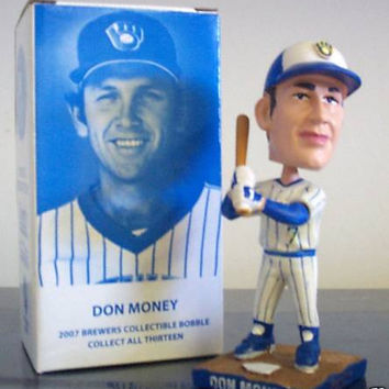 Don Money Bobblehead