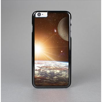 The Earth, Moon and Sun Space Scene Skin-Sert Case for the Apple iPhone 6