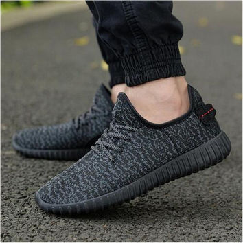 2017 New Arrival High Quality Air Mesh Men Shoes Wear Resistant Breathable Casual Shoes Fashion Lovers Shoes