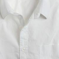 J.Crew Mens Washed Thomas Mason Fabric Shirt