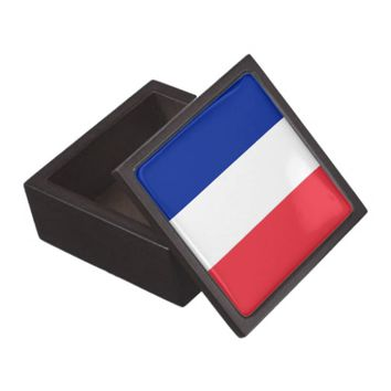 French Flag Premium Gift Box