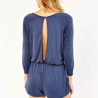 Silence + Noise Donni Romper - Urban Outfitters