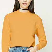 Raw-Cut Sweatshirt