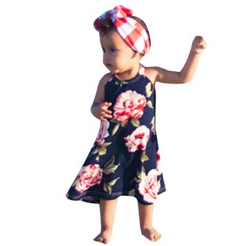Family Matching Outfit Summer Fashion Baby Sleeveless Suspenders a6aa9e5114