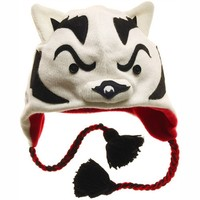 Wisconsin Badgers Mascot Knit Beanie