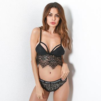Women's Fashion Summer Lace Hollow Out Lingerie [10727290051]