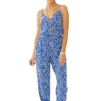 Melba Jumpsuit - Lilly Pulitzer