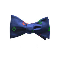 Anchor Bow Tie - Port & Starboard
