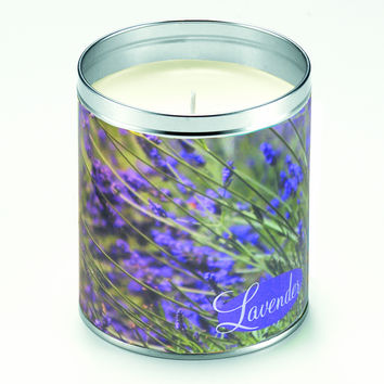 Lavender Field Candle