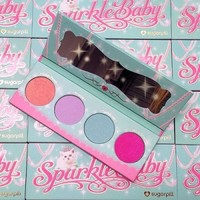 Sugarpill Sparkle Baby Collection Eye Palette | Eyes