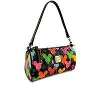 Online Exclusive Mickey Mouse Mini Barrel Bag by Dooney & Bourke | Disney Store