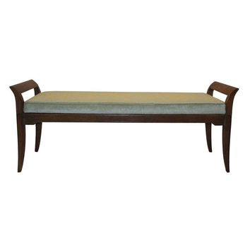 Pre-owned Mid-Century Modern Danish Bench