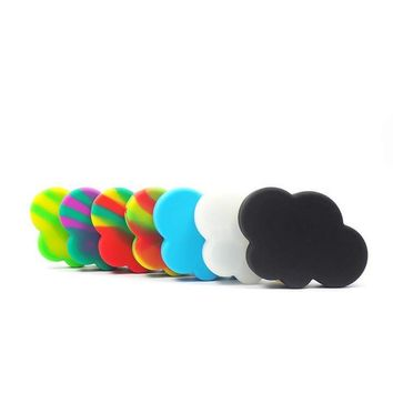 Silicone Cloud 6 Compartment Container