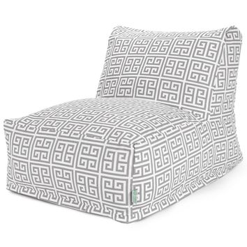 Gray Towers Lounger Chair