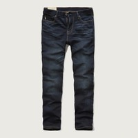A&F Skinny Zip Fly Jeans