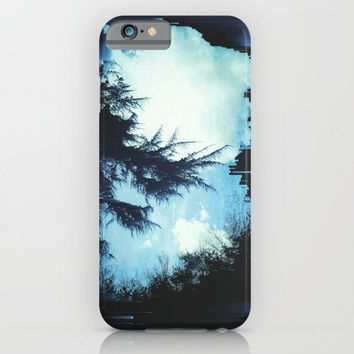 In the Wind iPhone & iPod Case by Ducky B