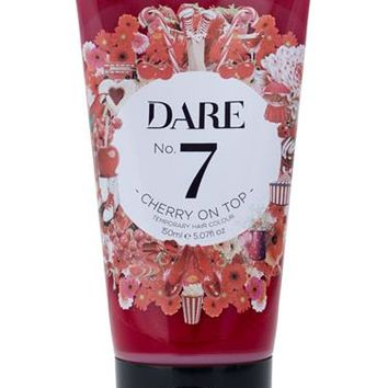 DARE No. 7 Cherry On Top (150mL) Temporary Hair Colour