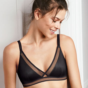 Triangle Bralette - The Victoria's Secret Bralette Collection - Victoria's Secret