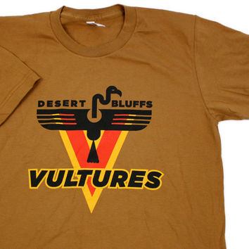 TopatoCo: Desert Bluffs Vultures Shirt