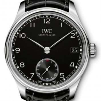 IWC - Portuguese Hand-Wound Eight Days