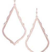 Sophee Drop Earrings in Rose Gold - Kendra Scott Jewelry