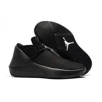 Jordan Why Not Zer0.1 Low - All Black