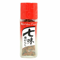 House Foods Japanese Pepper Shichimi Togarashi 0.6 oz. (18g)