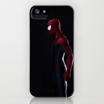 SPIDER-MAN iPhone & iPod Case by Ylenia Pizzetti