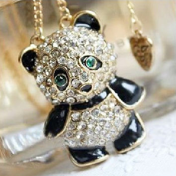 Panda Pop Necklace