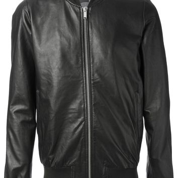 Silent Damir Doma 'Jay' Leather Jacket