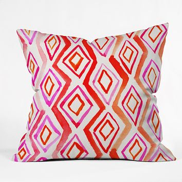 Rebecca Allen Bright Day Throw Pillow