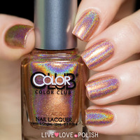 Color Club Cosmic Fate Nail Polish (Halo Hues Collection)