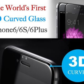 GranClair 3D Curved Glass iPhone6 / 6 Plus Screen Protector