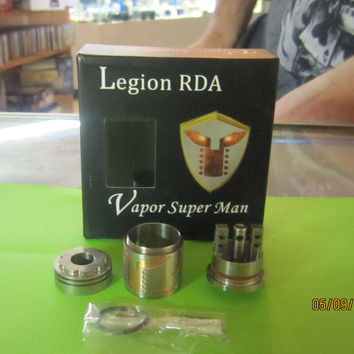 Legion rda Vapor Superman Atomizer ss Copper Dripper