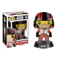 Star Wars The Force Awakens - Poe Dameron - Pop! Vinyl Bobble Head