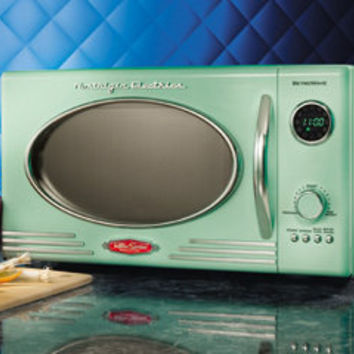 Retro Series Microwave Oven  Jade Color on eBay!