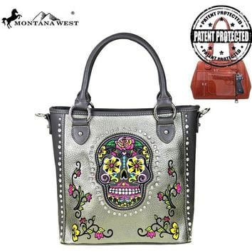 Sugar Skull Handbag Montana West