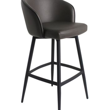 Webber Counter Stool Charcoal