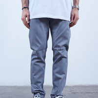 Soft Grey | Slim Fit