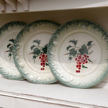 Best Vintage French Country Plates Products On Wanelo
