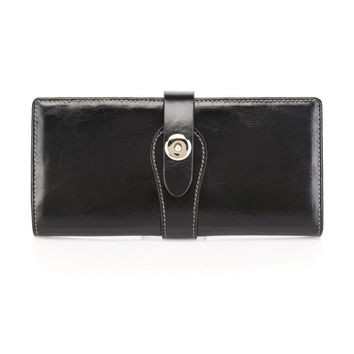 Remy Distress Leather Wallet LH1085