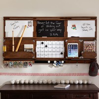 Organize-It System, Rustic Wood