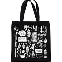 Witch Essentials Tote Bag