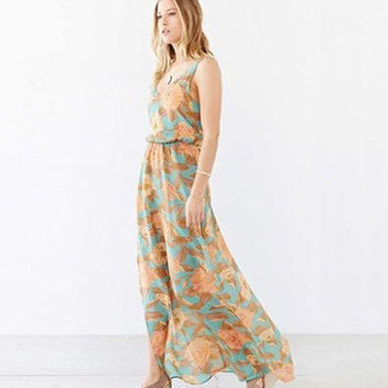 See Through Summer Shaped One Piece Dress = 5861484993